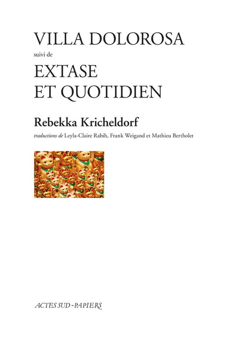 extase_et_quotidien_actes_sud