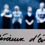 Agenda / Centre Pompidou – Théâtre de la Bastille / Lettre de non-motivation