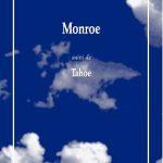 «Tahoe»  de Frédéric Vossier aux Éditions Solitaires Intempestifs