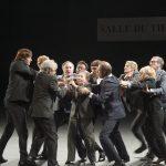 « Ça ira (1) Fin de Louis » création de Joël Pommerat au Théâtre des Amandiers Nanterre