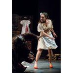 « Neige Noire, Variations sur la vie de Billie Holiday », mise en scène de Christine Pouquet au Lucernaire