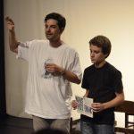 « By heart », performance de Tiago Rodrigues, Mundo Perfeito, Théâtre de la Bastille