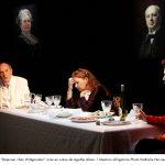 « Déjeuner chez Wittgenstein » mise en scène d'Agathe Alexis au Théâtre de l'Atalante