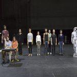 « Les Molière de Vitez _ L'école des femmes », mise en scène Gwenaël Morin, Nanterre Amandiers