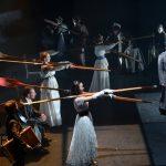 « Voïna », mise en scène de Vladimir Pankov, Théâtre de la Ville