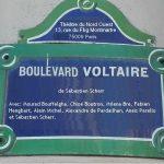 « Boulevard Voltaire » de et mis en scène par Sébastien Scherr au Théâtre du Nord Ouest