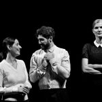 « Le coup droit lifté de Marcel » Proust  mise en scène de Rodolphe Dana au Théâtre de la Bastille