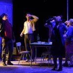 « Espía a una mujer que se mata » mise en scène Guy Delamotte, au Panta-Théâtre