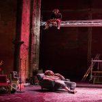 « Notre crâne comme accessoire », du collectif les Sans Cou, mise en scène Igor Mendjisky au Théâtre des Bouffes du Nord