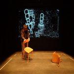 Interview de Nicolas Gousseff dans le cadre de son nouveau spectacle « Délire à deux » représenté au Théâtre aux Mains Nues
