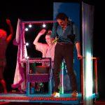 « La joyeuse et probable histoire de Superbarrio que l'on vit s'envoler un soir dans le ciel de Mexico » texte et mise en scène de Jacques Hadjaje au Théâtre 13/Seine