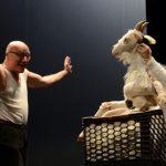 « Ravie» Compagnie Contre Ciel, mise en scène de Luc Laporte, Le Mouffetard – Théâtre des arts de la marionnette