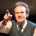 « Le Cancre » , de Daniel Pennac, mise en scène Bernard Crombey au Lucernaire