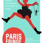 Cérémonie d'ouverture du Festival Paris Fringe, au théâtre des Feux de la Rampe