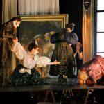« Le faiseur » d'Honoré de Balzac, mise en scène de Robin Renucci au théâtre de l'Épée de Bois, durant La Grande Escale des Tréteaux de France à Paris du 26 mai au 2 juillet 2016