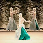 « Meguri Exubérance marine, tranquillité terrestre », Sankai Juku, mise en scène et chorégraphie de Ushio Amagatsu, Théâtre de la Ville