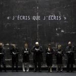 [Avignon IN] « Espaece », inspiré de George Perec, mise en scène Aurélien Bory à l'Opéra Grand Avignon