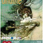 [Avignon OFF] « Ondine », de Jean Giraudoux, mise en scène Gwenhaël de Gouvello à la Cour du Barouf