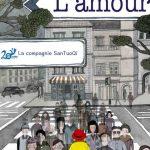 [Avignon OFF] « L'Amour », mise en scène Miao Zhao au Théâtre de l'Etincelle