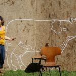 [Festival de la Mousson d'été 2016] « Anatomie de la gastrite » de Itzel Lara [Mexique], texte français de David Ferré, lecture dirigée par Marcial Di Fonzo Bo