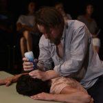 [Festival de la Mousson d'été 2016], « Scènes de violences conjugales » de Perdita Ensemble et Gérard Watkins