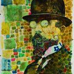 « Night in white Satie, l'ADAMI fête Satie » textes d'Erik Satie, conception et mise en scène Pierre Notte au Théâtre du Rond-Point