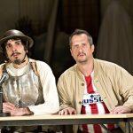« Don Quichotte », d'après Miguel de Cervantès, mise en scène Jérémie le Louët au Théâtre 13