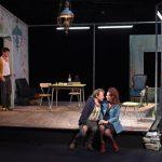 « Espia a una mujer que se mata », d'après Oncle Vania de Tchekov, texte de Daniel Veronese, mise en scène Guy Delamotte au Théâtre de l'Epée de Bois