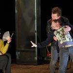 « Espía a una mujer que se mata » mise en scène Guy Delamotte, au Panta-Théâtre / Reprise au Théâtre de l'épée de bois du 24 octobre au 23 novembre 2016