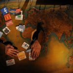 « Les maîtres du monde » Compagnie La Controverse, mise en scène par Marie Charlotte Biais, Le Mouffetard – Festival des Scènes ouvertes à l'insolite du 7 au 15 octobre 2016