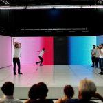 « Monstres » de Stéphane Bouquet, mise en scène Robert Cantarella au théâtre La Commune, « 4×11 » 4 spectacles et 11 comédiens de l'ENSAD de Montpellier du 8 au 19 novembre 2016