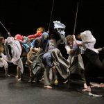 « Monumental » concept de Jocelyn Cottencin au Théâtre de la Cité Internationale dans le cadre de New Settings#6 de la Fondation Hermès