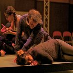 « Scènes de violences conjugales », texte et mise en scène Gérard Watkins, au Théâtre de la Tempête