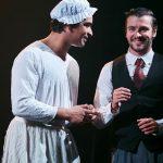 « Le mariage forcé de George Dandin »  D'après Molière, Mise en scène et adaptation Matthias Fortune Droulers et Ivan Herbez, au Ciné 13 Théâtre
