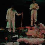 « Le Grand trou » mise en scène de Benjamin Abitan, au théâtre L'Echangeur