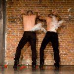 «Happy Hour», de et avec Alessandro Bernardeschi et Mauro Paccagnella au Théâtre de la Bastille