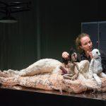 «Assoiffés», de Wajdi Mouawad, mise en scène Brice Coupey au Théâtre Mouffetard.