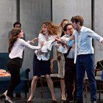 «Ceux qui errent ne se trompent pas», de Kevin Keiss, mise en scène de Maëlle Poésy, cie Crossroad, au Théâtre de Sartrouville.