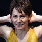 « 4.48 Psychosis», de Sarah Kane, mise en scène de Christian Benedetti au Théâtre-Studio d'Alfortville.