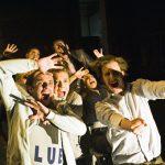 « J'ai couru comme dans un rêve », du collectif les Sans Cou, mise en scène Igor Mendjisky au Monfort.