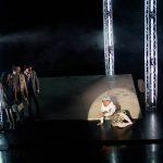 «Timeline » F.O.U.I.C Théâtre, mise en scène de Clotilde Morgiève et Jean-Christophe Dollé, au Théâtre Victor Hugo à Bagneux.