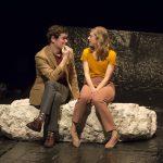« Où les cœurs s'éprennent », d'après Eric Rohmer, mise en scène Thomas Quillardet au Théâtre de la Bastille.