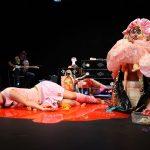 «La Baignoire de Velours : le Pied Jaloux», de Sophie Perez et Xavier Boussiron au Théâtre du Rond-Point.