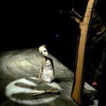 « Acte sans paroles 1 » Mise en scène de François Lazaro et Aurélia Ivan, au Théâtre aux Mains Nues dans le cadre de la journée professionnelle « La vie silencieuse »
