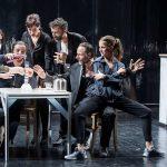 «Les Bas-fonds» de Maxime Gorki, mise en scène Eric Lacascade, Théâtre des Gémeaux, Sceaux.