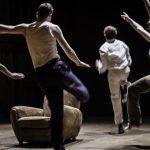 «Nous sommes de ceux qui disent non à l'ombre»,  Conception Alice Carré et Margaux Eskenanzi, Cie Nova, Théâtre de la Loge