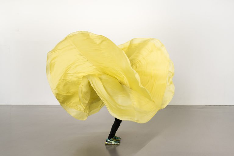 Yellow Object « Loie Fuller Manual by Ola Maciejewska