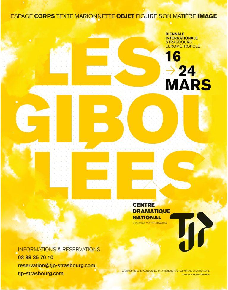 TJP - Visuel Les Giboulées © Benoît Schupp