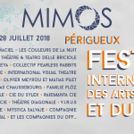 "<strong><span style=""font-family: Futura; line-height: 30px;"">« FESTIVAL MIMOS À PÉRIGUEUX – 36<sup>ème</sup> édition » </span></strong>"