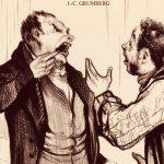"""<strong><span style=""""font-family: Futura; line-height: 30px;"""">«UNE LEÇON DE SAVOIR-VIVRE »  & «VERS TOI, TERRE PROMISE» </span></strong><span style=""""font-family: Futura; font-size: 18pt;"""">  «Dans le cadre des «Trois Épées» en automne, deux textes de Jean-Claude Grumberg mis en scène par la Cie du Théâtre l'Épée de Bois»</span>"""
